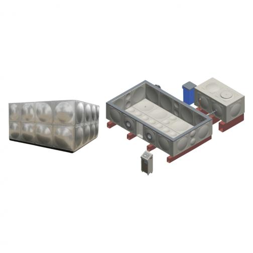 自动化海水浸泡试验机
